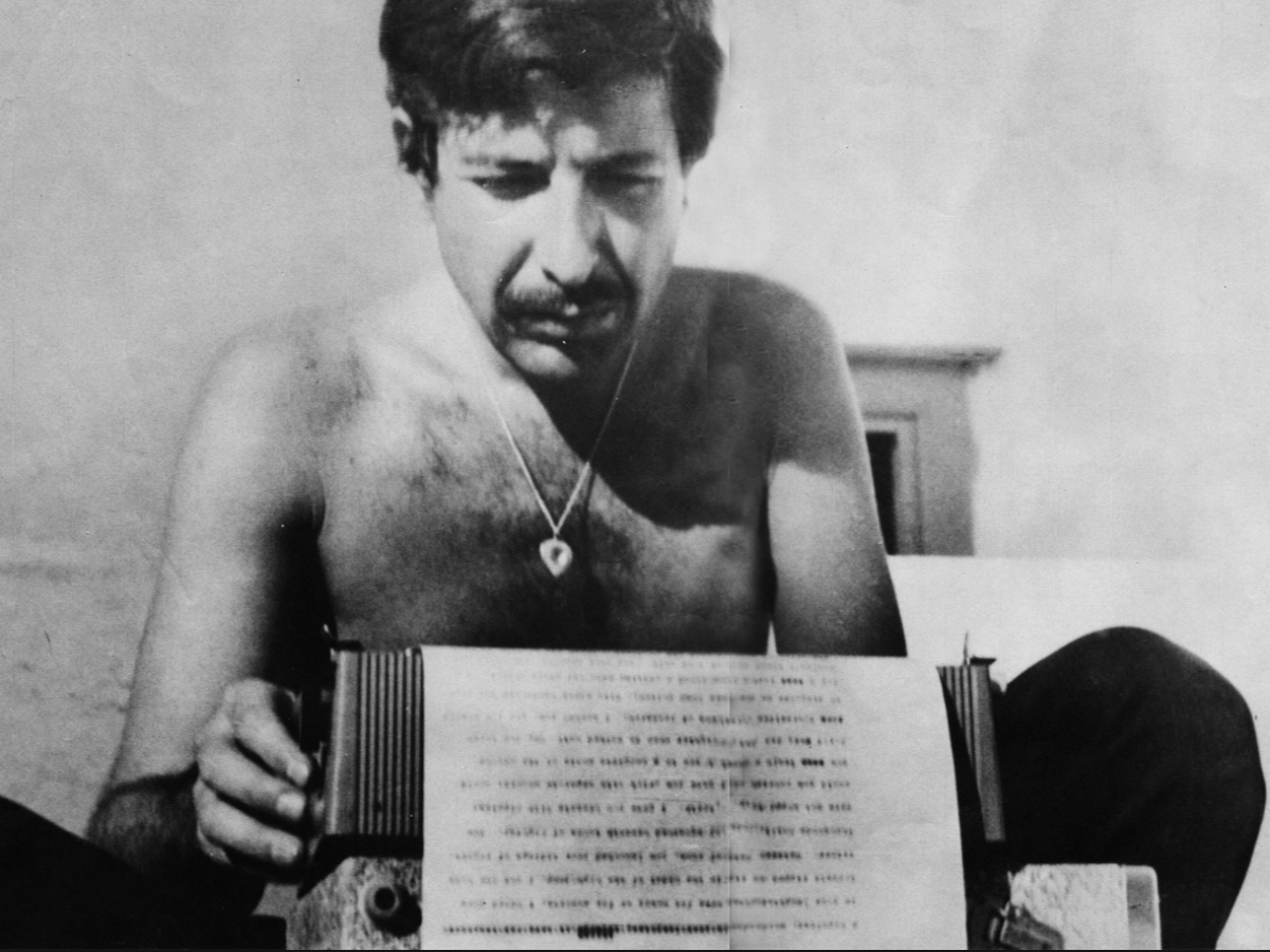 The Secret Life of 'Hallelujah' by Leonard Cohen.